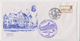 (№5) Marine Cachet Germany 1982 Cuxhaven - [7] Federal Republic