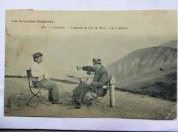 CPA 65: Cauterets - L´apéritif Au Col De Riou 1906 - Cauterets