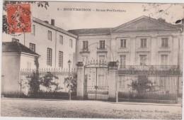 Loire :  MONTBRISON   :  Vue  Sous  Préfecture - Montbrison