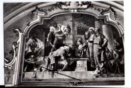 N3488 Cartolina Della Lombardia - Bergamo, Cappella Colleoni - Affresco Di Tiepolo: Decollazione Di San Giovanni _ NON V - Other Cities