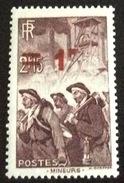 N°489  DE FRANCE NEUF ** LUXE  LE TIMBRES VENDU ET CELUI DU SCAN Lot 1676 - France