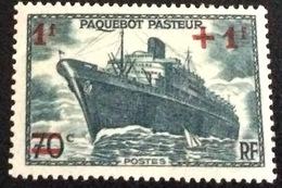N°502  DE FRANCE NEUF ** LUXE  LE TIMBRES VENDU ET CELUI DU SCAN Lot 1687 - France