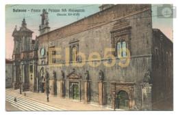 Sulmona, (AQ), Chromo, Fronte Del Palazzo SS. Annunziata (secolo XV-XVI), Nuova - Italie