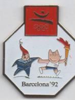JO , Jeux Olympiques , Barcelone 92 Et Albertville - Olympic Games