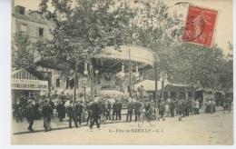 NEUILLY SUR SEINE - La Fête De Neuilly (animation Avec Manège ) - Neuilly Sur Seine