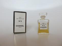 Chanel N°5 - Eau De Parfum - 4 ML - Modern Miniatures (from 1961)