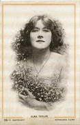 HEPWORTH FILMS - ALMA TAYLOR - PRINTED SILK - Entertainers