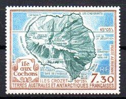 TAAF - YT PA N° 110 - Neuf ** - MNH - Cote: 3,60 € - Airmail