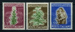 1950 - ITALIA - Catg. Mi. 629/631 - NH - (AB 2185A -1) - 6. 1946-.. Repubblica