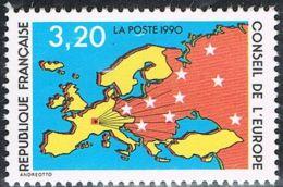 FRANCE : Service N° 105 ** - PRIX FIXE - - Officials