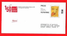 PAP Réponse Apprentis D´Auteuil PRIO Datamatrix 16C020 - Listos A Ser Enviados: Respuesta