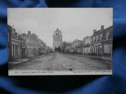Wormhout  Rue De La Citadelle  - Animée - Ed. Journal De Wormhout 5 - L278A - Wormhout