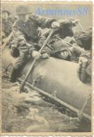 Waffen-SS - SS-Pionier - Pionniers De La Waffen-SS - Pionier-Abteilung 39 Der 3. Panzer-Division - Krieg, Militär