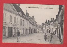 La Ferté Milon  -- Rue De La Chaussée - Vic Sur Aisne