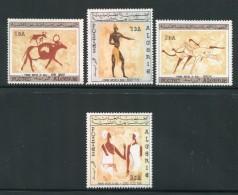 ALGERIE- Y&T N°414 à 417- Neufs Sans Charnière ** (belle Cote!!!) - Algerien (1962-...)
