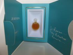 Je Reviens - Worth - Eau De Parfum - 7 ML - Miniatures Womens' Fragrances (in Box)