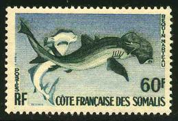 COTE FRANCAISE DES SOMALIS - YT 302 ** - 1 TIMBRE NEUF ** - Neufs