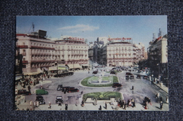 MADRID - La Puerta Del Sol - Madrid