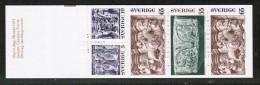 SWEDEN  Scott # 895a** VF MINT NH BOOKLET - Booklets