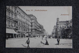 WIEN , II, Nordbahnstrasse - Autres
