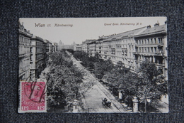 WIEN  - Grand Hotel , Karnterring N°9 - Autres