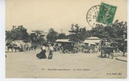 NEUILLY SUR SEINE - La Porte Maillot - Neuilly Sur Seine