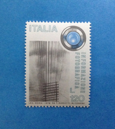 1978 ITALIA FRANCOBOLLO NUOVO STAMP NEW MNH** - INFORMAZIONE FOTOGRAFICA - - 6. 1946-.. Repubblica