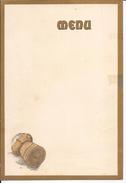 MENU-KAART   CHAMPAGNE PIPER HEIDSIECK (Reims) - Menus