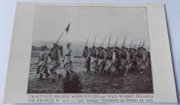 Les Troupes Polonaises En France En 1918 - Uroczysty Obchod Konstytucji 3 - Go - Guerra 1914-18