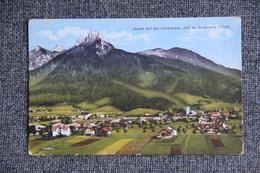 AUBERFERN - Reutte Mit Der Gernspitze - Autriche