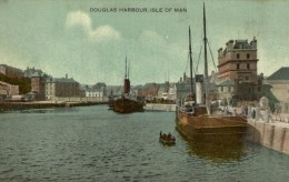 ISLE OF MAN - DOUGLAS HARBOUR - Isle Of Man