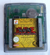 JEU NINTENDO GAME BOY COLOR - YU-GI-HO ! DUEL DES TENEBRES (2) - Nintendo Game Boy