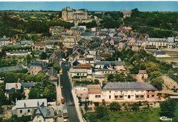 Luynes.. Belle Vue Aérienne Du Village Le Château - Luynes