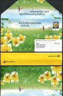 BUND EA B62 Faltbrief Werbung FRÜHLINGSKARTEN 2006 - Sobres - Usados