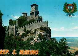 Rep. Di San Marino. Prima Torre - San Marino