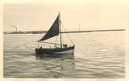 LE HAVRE (seine Maritime) -Bateaux De Pêche (H1763) En 1939 ; Photo Format 13,5x8,7cm. - Boten