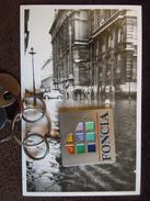 Photo ,  Le Havre , Inondation De La Bourse En Aout 1938 - Lieux