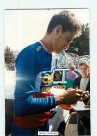 Jacky DURAND . Lire Descriptif. 2 Scans. Cyclisme. Castorama - Wielrennen