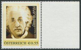 ÖSTERREICH / PM Nr. 8004248 / Albert Einstein / Postfrisch / ** / MNH - Österreich