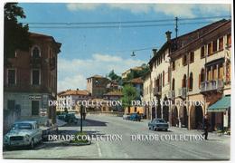 CARTOLINA CONEGLIANO VIA MADONNA TREVISO VENETO VIAGGIATA - Treviso