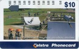 Telefonkarte Australien - Sport - Skateboard - Australia