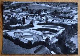 35 - Chateaubourg - Le Jardin Public - Vue Aérienne - (n°6952) - Other Municipalities