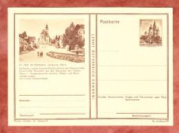 P 403 Mariazell, Abb: St.Veit Im Pongau, Ungebraucht (33185) - Ganzsachen