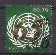 UNO Wien  (2010)  Mi.Nr.  677 II  Gest. / Used  (10ew24) - Wien - Internationales Zentrum