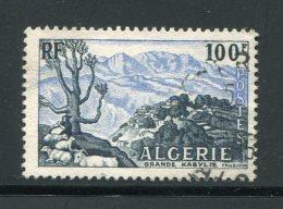 ALGERIE- Y&T N°331- Oblitéré - Algeria (1924-1962)