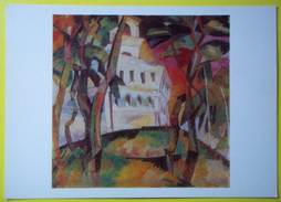 8220 A.Lentulov. New Jerusalem - Paintings