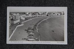 PUERTO DE LA LUZ - Paseo Y Playa De Las Canteras - Gran Canaria