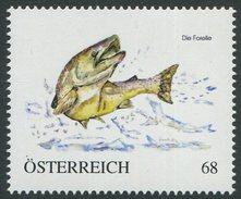 ÖSTERREICH / PM Nr. 8117981 / Die Forelle / Postfrisch / ** / MNH - Personalisierte Briefmarken