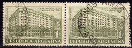 ARGENTINIEN 1942 - MiNr: 466 Paar  Used - Argentinien