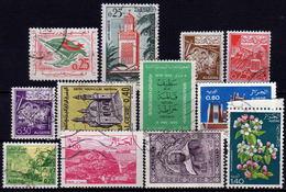 ALGERIEN 1962 - Kleine Partie  Used - Algerien (1962-...)